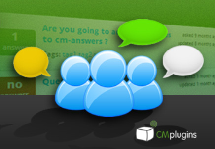 Plugin CM Answers para crear un Q&A de preguntas y respuestas en WordPress