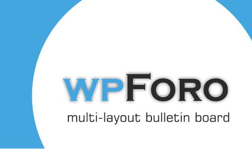 Plugin wpForo para crear un foro en WordPress