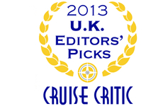 Cruise Critic U.K. Editors' Picks2010