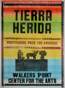 Image result for Tierra Herida: Printmaking from the Americas