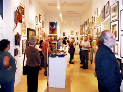 Annual Members Show, East Gallery