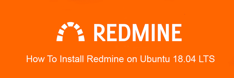 Install Redmine on Ubuntu 18