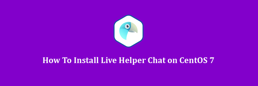 Live Helper Chat on CentOS 7