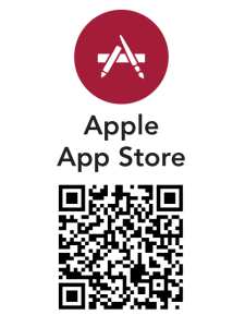 QR Code link to Wellshire App for Apple