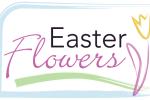 Easter Flowers logo