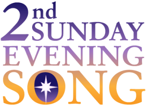 2nd Sunday Evening Song Logo