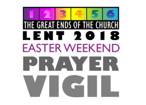 Easter Prayer Vigil 2018