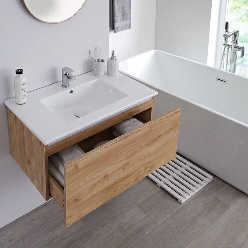 vanity unit in your bathroom