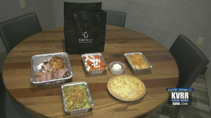 Holiday Inn is serving 900 family Thanksgiving to-go meals – KVRR Local News