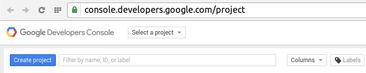 google_console_create_project