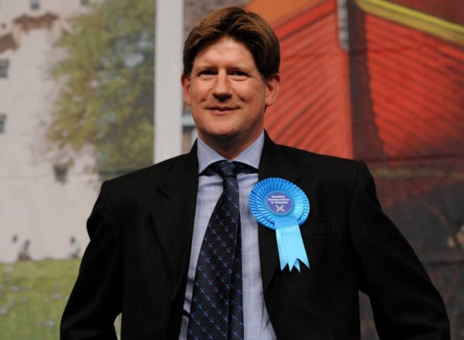 Aberdeenshire West - Alexander Burnett (Scottish Conservatives)