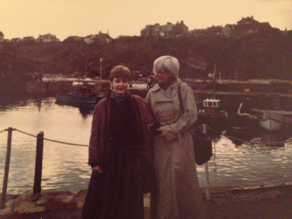 Whistleblower Dr Jane hamilton and her mother, who died while she was being investigated