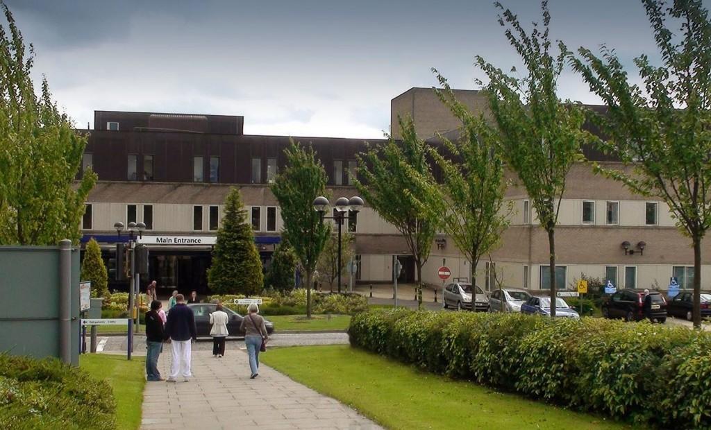 St John's Hospital, Livingston