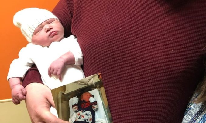 Dundee New Year baby believed to be one of the first born in Scotland in 2021 – The Courier