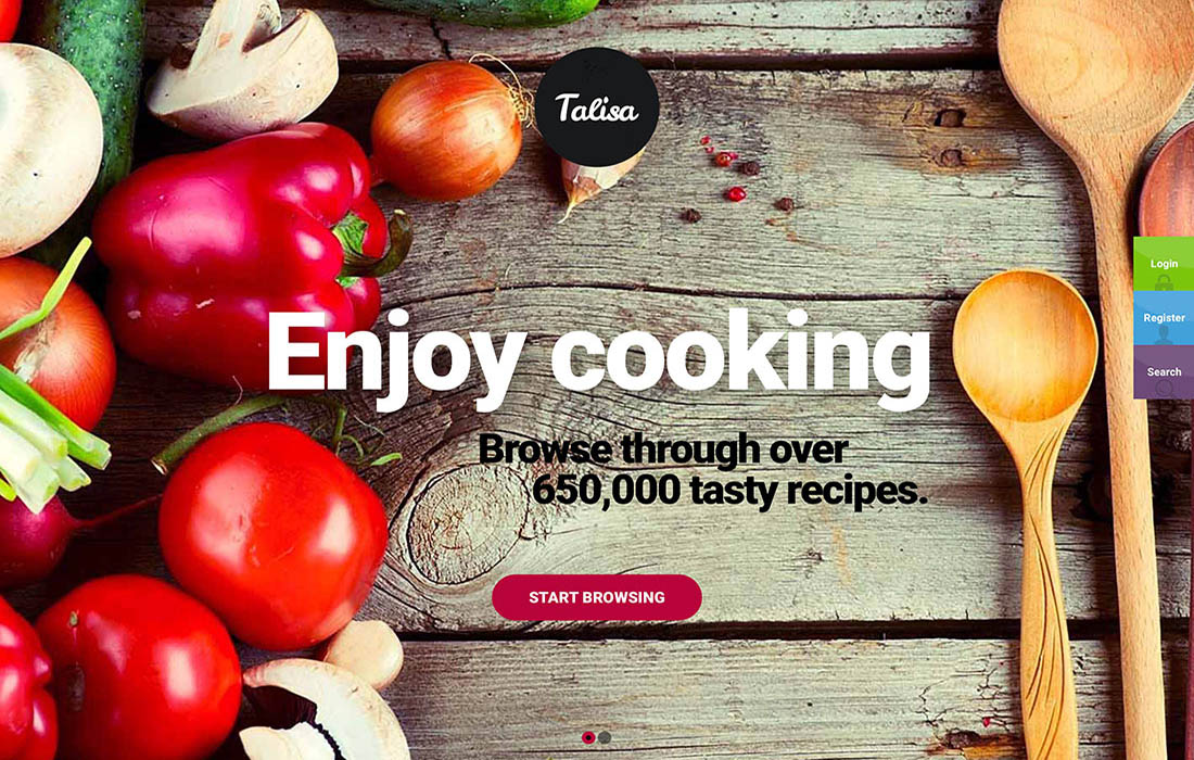 5 best wordpress themes for food recipe wp color lab wordpress is the best cms in the world and currently it has 25 market share and its growing with wordpress you can create any type of websites forumfinder Image collections