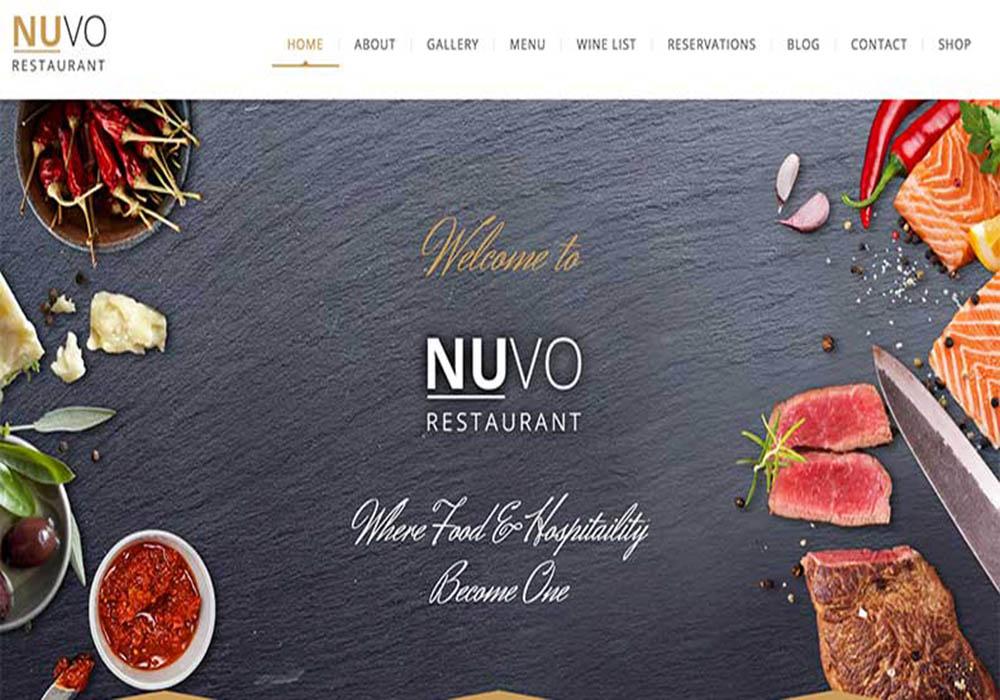 nuvo-theme-screenshot