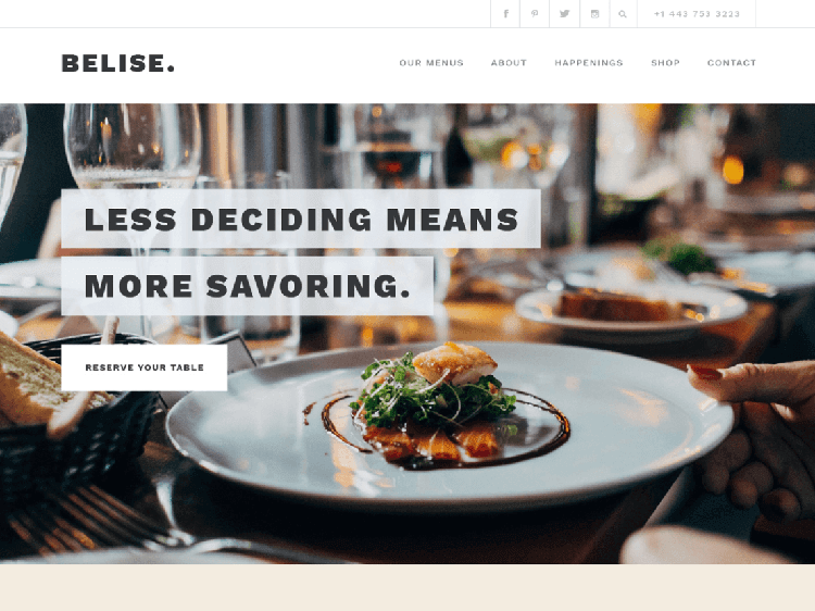 free-restaurant-wordpress-theme