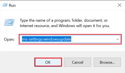 Update to install drivers on Windows 10