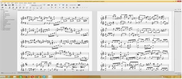 MuseScore To Create Music Beats