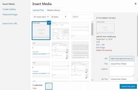 Insert Media
