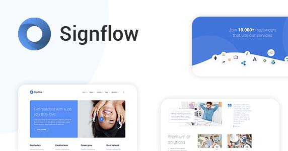 signflow-wordpress-template