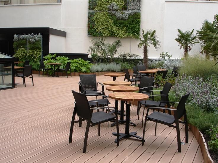 cheap deck flooring replacing wooden