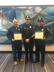 Wilmington Police Department honored at AAA Northeast Community Traffic Safety Awards