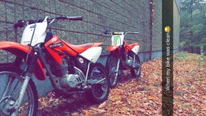 Stolen Mini Bikes – Chestnut St. near Woburn and Burlington town line