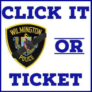 Wilmington Police Department to Participate in Click It Or Ticket Campaign