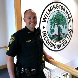 WPD Promotes New Sergeant