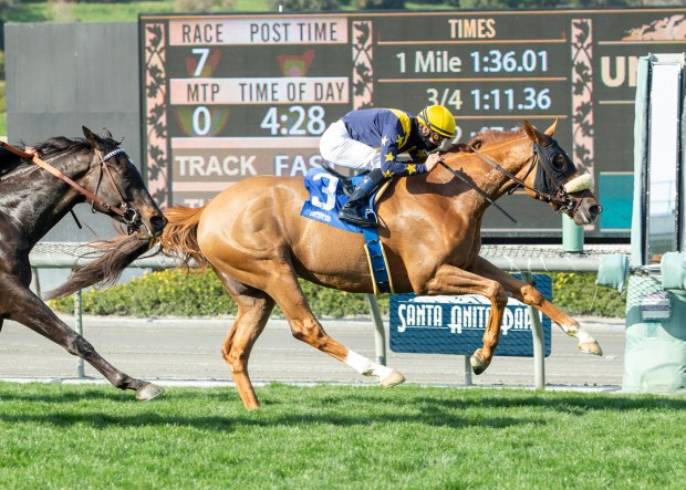 Bob Baffert: Life Is Good to miss the Santa Anita Derby
