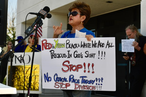 Critical race theory stirs debate in Southern California schools