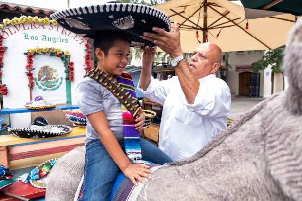 Historic LA Olvera Street's hearty stalwarts work to recover from pandemic-era economic struggles