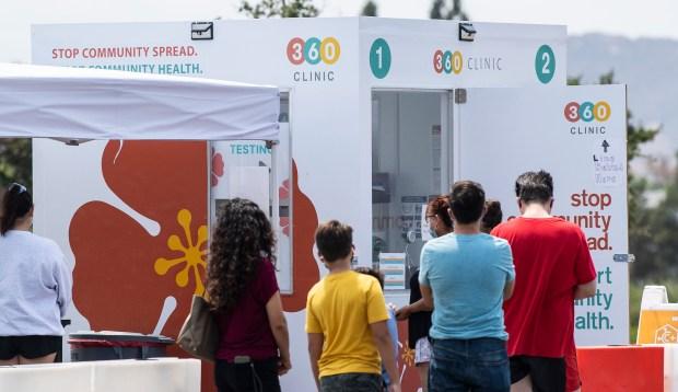 California COVID-19 hospitalizations, cases top 2020 summer surge 2
