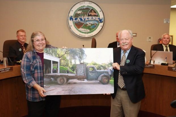 Bonita High School students revive historic La Verne truck