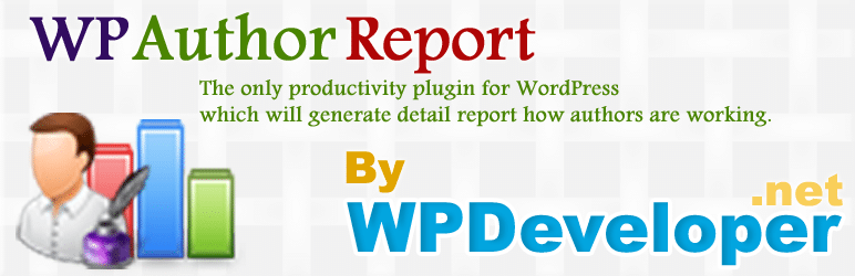 WP Author Report Plugin