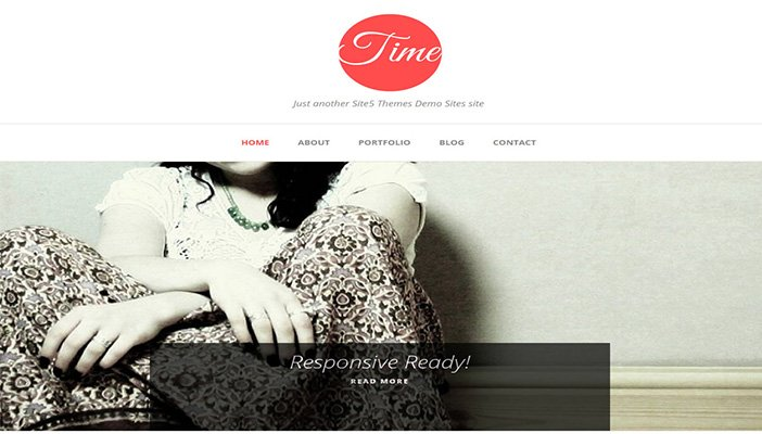 Time-WordPress-Theme