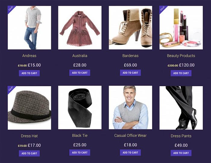stack woocommerce