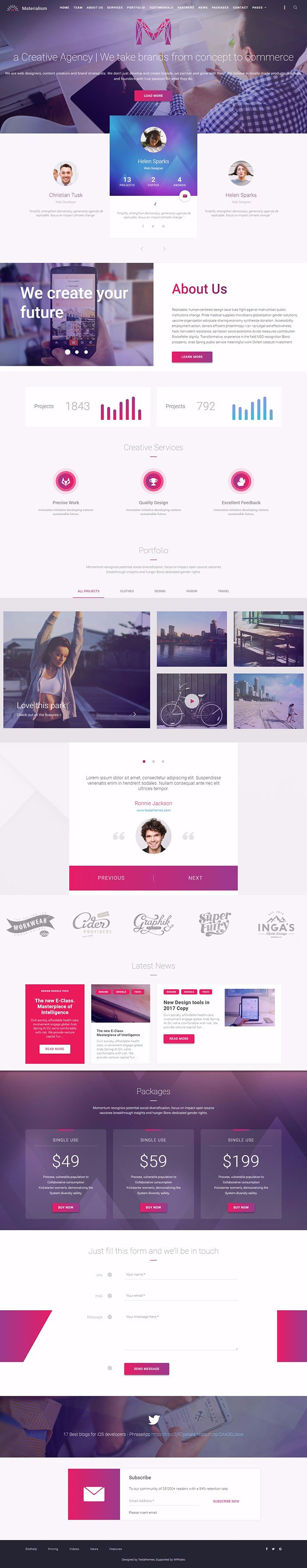 materialism-onepage-wordpress-theme-teslathemes