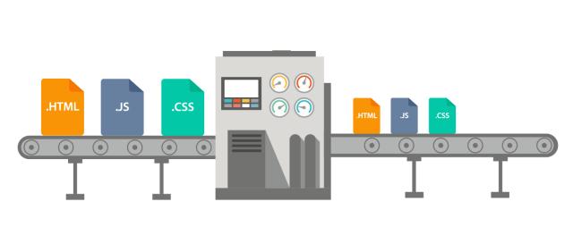 Minify CSS, HTML, JavaScript