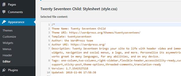 how to customize wordpress themes