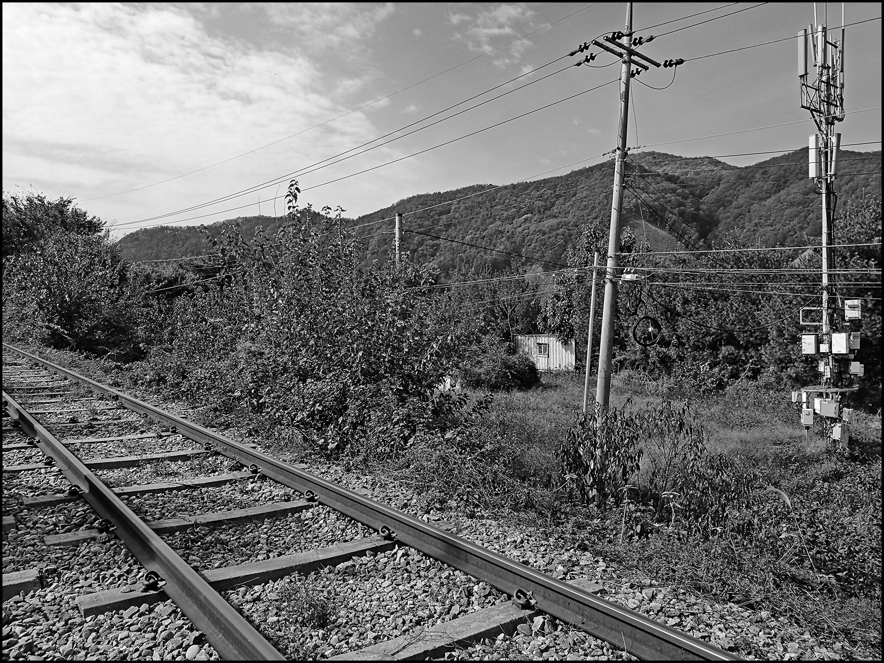The Railroad To The Past