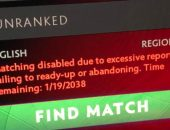 Banned by Valve