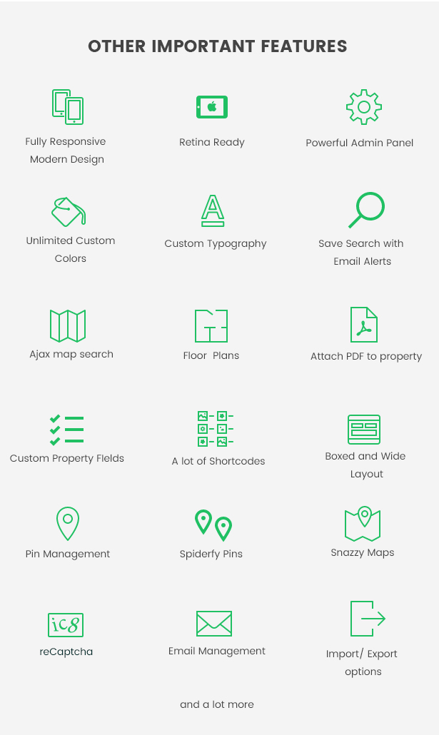 Real Estate - WP Estate Theme 7