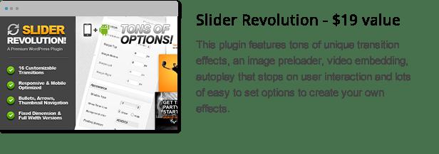 wpresidence rev slider add-on