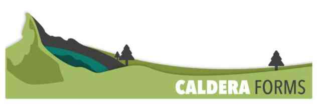 Caldera Forms 1.5