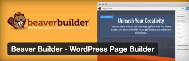 Beaver Builder - plugin