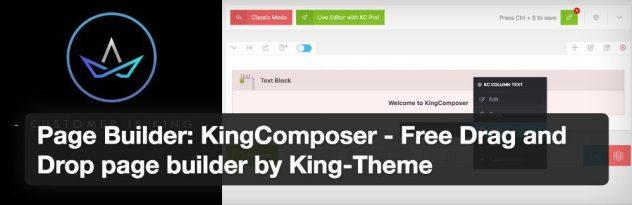 King Composer - plugin