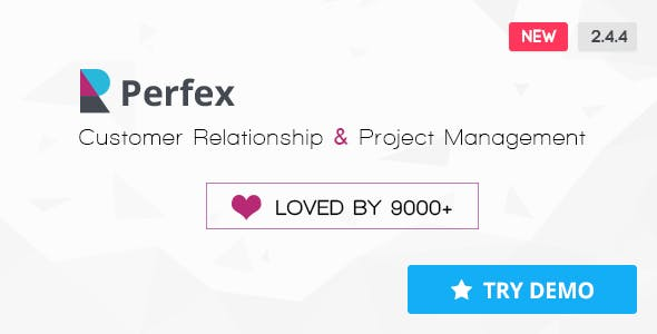 Perfex – Krachtige open source CRM Nulled