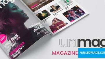 Anymag v1.02 – Magazine Style WordPress BlogDownload Nulled